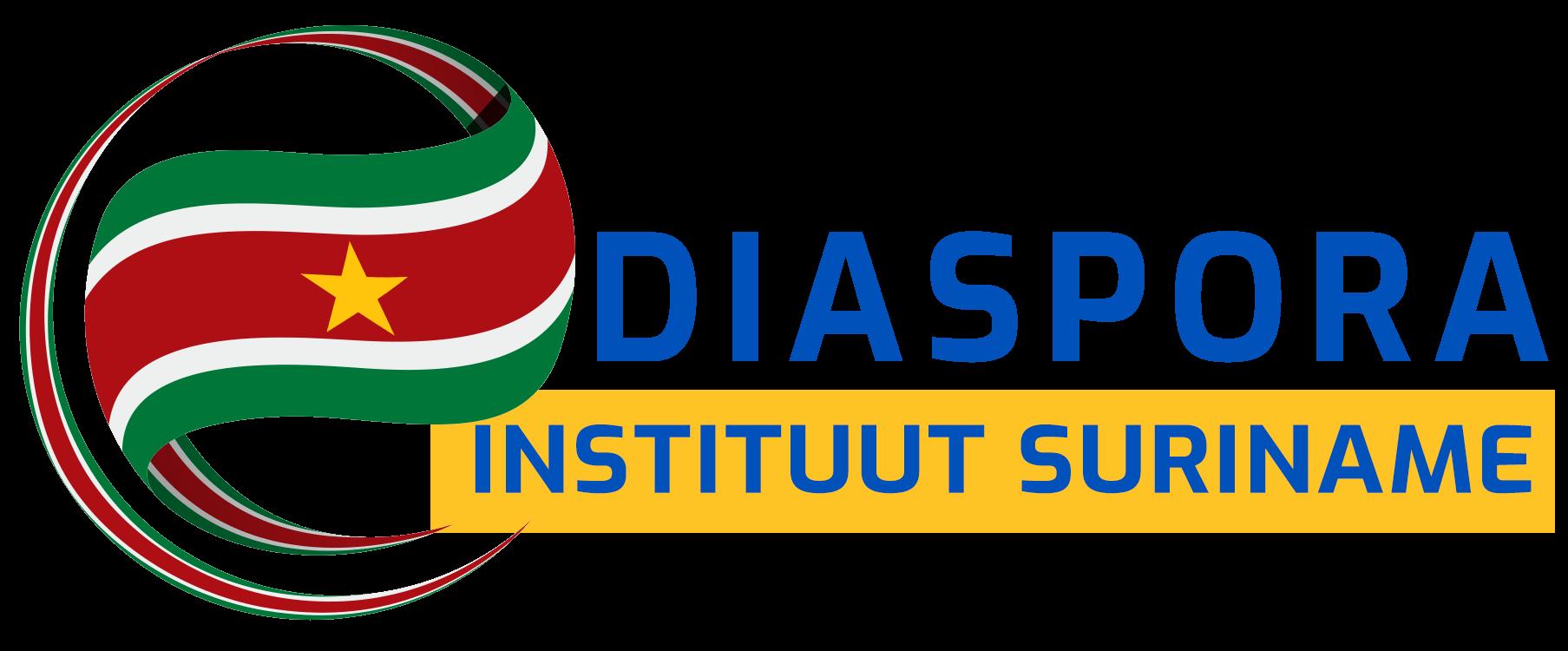 Diaspora Institute Suriname Logo
