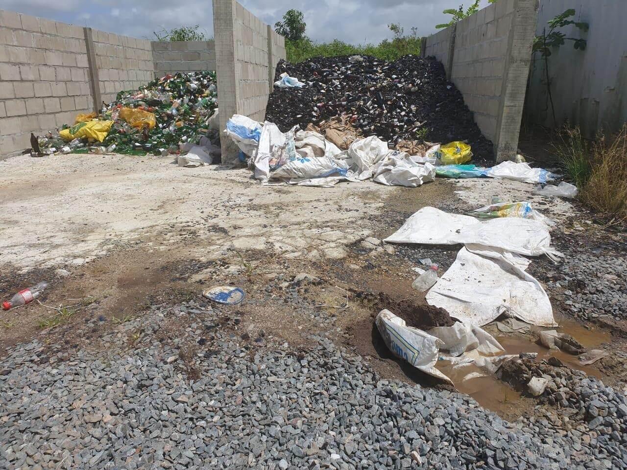 Suriname heeft potentie - Diaspora Instituut Recycling